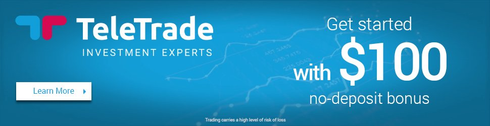 0 Welcome Account – TeleTrade
